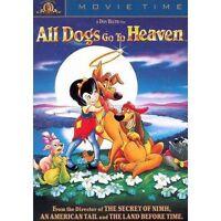 All Dogs Go to Heaven DVD Dan Kuenster(DIR) 1989