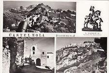 #CASTELMOLA- Taormina: 3 VEDUTE E S. GIORGIO