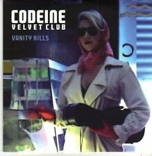 (CB318) Codeine Velvet Club, Vanity Kills - 2009 DJ CD