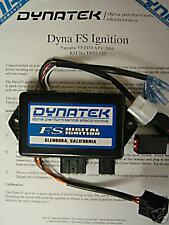 Dynatek Programmable Yamaha YFZ450 CDI ECU Ignition Rev Box Dyna tek DFS7-12P