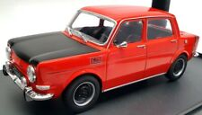 Whitebox 1/24 Scale Model Car WB124050 - Simca 1000 Rally 1970 - Red