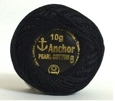 Anchor Pearl Cotton thread embroidery cotton crochet ball size 8 , 85m