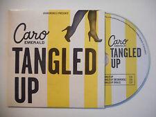 CARO EMERALD : TANGLED UP ♦ CD SINGLE PORT GRATUIT ♦