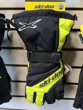 Ski Doo X Team Green Nylon Gloves 2x Large (4462931470)