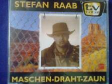 CD - STEFAN RAAB - MASCHEN-DRAHT-ZAUN