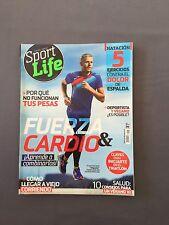 06/2016 SPORT LIFE fuerza & cardio - ejercicios contra dolor de espalda - vegano