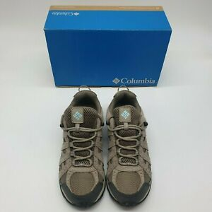Ladies Columbia Trainers Redcrest Waterproof Walking Shoes Size UK 6  Brand New