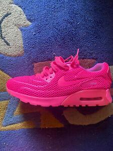 Nike Air max 90 Hyperfuse Pink Flash Gr.41 Wie Neu