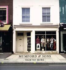 "Mumford & Sons ""sigh no more"" LP VINILE FOLK POP NUOVO"