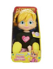 Alvin and the Chipmunks movie English Talking Brittany  Fisher-Price Plush Doll