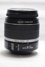 CANON EFs 18-55mm IS lens for 100D 400D 450D 500D 550D 600D 650D 700D 750D 800D
