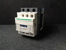 Schneider LC1D09BL IEC Magnetic Contactor 24V Coil 9A Set of 2