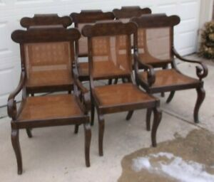 British Colonial Dining Chairs For Sale In Stock Ebay