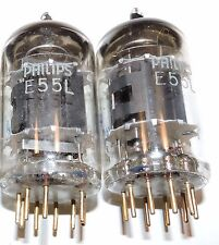 1 nice  pair E55L Philips 3 micas