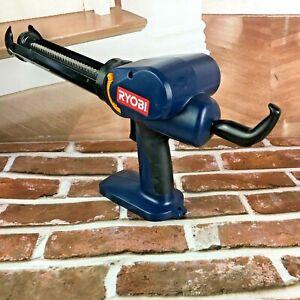 Ryobi One P310 18V Blue Power Caulk & Adhesive Gun -used once
