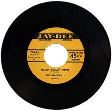 "Otis Blackwell ""Daddy Rollin 'Stone"" R&B Bailarina"
