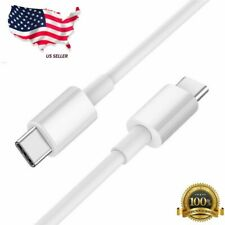 Fast Charging USB C to USB C Cable Cord Quick Type C Charger for Samsung MacBook