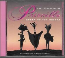 CD BOF/OST 19 TITRES--PRISCILLA QUEEN OF THE DESERT--