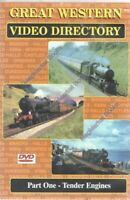 STEAM RAILWAYS: Great Western Video Directory (DVD) - FAST WITH FREE P&P