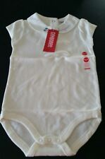 Brand New With Tag Girls cream bodysuit, size 18-24 Months 1.5-2. Gymboree.