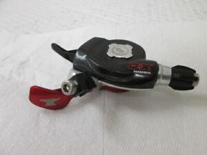 Sram X0 Hammerschmidt Trigger Shifter 2 Speed Front Truvativ Mountain bike