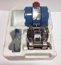 ROSEMOUNT DP/GP 4-20mA PRESSURE TRANSMITTER 1151GP4E22B2 NIB