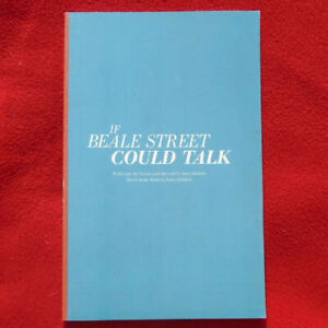 """If Beale Street Could Talk"" Screenplay Script Book ©2018 ❤ Mint Condition"