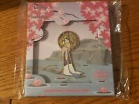 "Mulan Loungefly Pin 3"" LE 500 Collector Pin With Box Limited Edition *SOLD OUT*"