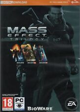 Mass Effect Trilogy 1 2 3 Collection PC Game