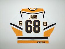 Authentic Pittsburgh Penguins Jagr Ultrafil CCM Jersey Pro NHL 52