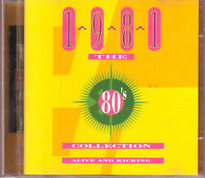 TIME LIFE - The 80's Collection 1981 Alive and Kicking - rare CD 1994