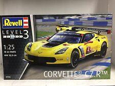 +++ Revell Corvette C7.R 1:25 07036