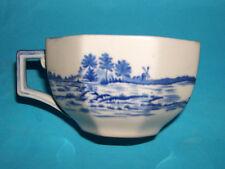 Vintage Original Royal Doulton - Good Looking Eight Sided Teacup (See Backstamp)