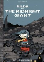 Hilda and the Midnight Giant, Hardcover by Pearson, Luke (ILT), Brand New, Fr...