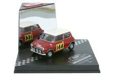 Morris Mini Cooper S - Mäkinen - Rallye Monte Carlo 1967 - 1:43 VSS 43337