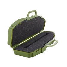 Pantalla de Caja de Lápiz caso Psi rifle Perfecto Para Bolígrafos acción Perno en Verde Oliva