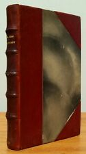 PAGEBREVE Rist FINE LEATHER BINDING 1897 Illustrated by Marianne Host DANISH