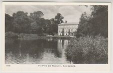 London Postkarte - The Pond And Museum, Kew Gärten (A800)