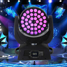 LED Wash Light 36 x 10W Zoom moving head DMX512 lumière éclairage Club Stage  DJ