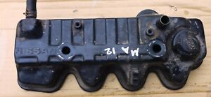 TOP VALVE COVER NISSAN MICRA MARCH K10 MODEL 1988 92 ENGINE MA10 MA12 PETROL