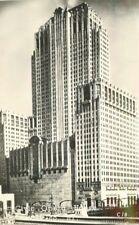 Chicago Illinois 1930s Civic Opera House Groganized RPPC real photo 7957