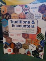 Traditions & Encounters: A Global Perspective on the Past, Vol.1 to 1500 (2021)