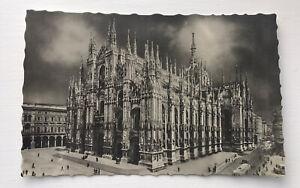 Duomo Milan Italy Post Card