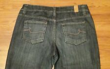 Women's Maurices Taylor Boot Distressed Jeans Sz 5/6 Regular. GUC!