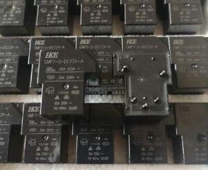5PC CMP7-S-DC12V-A 12VDC 5 30A250VAC HKE