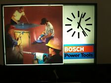 Bosch Power Tool Wall Clock