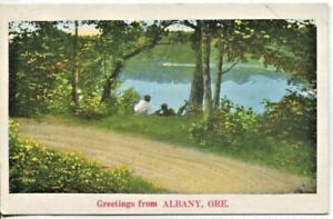 Scenic Greetings From Albany, Oregon; OR