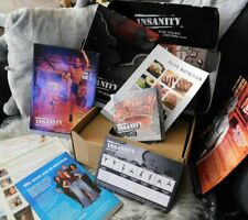 Beachbody Insanity 60 Day Total Body Conditioning Complete with Sealed Dvds Box!