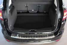 Ford C MAX II ab 2010 Chrom Ladekantenschutz V2A Edelstahl Abkantung Stoßstange