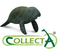 Dinosaure Lamantin Figurine Animaux Marin de la Préhistoire Jouet Collecta 88456